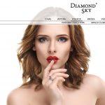 make up: Klaudia Trestka stylizacja włosów: Tommy De Palma fotograf: Robert Bednarczyk modelka: Marharyta Sorokhan