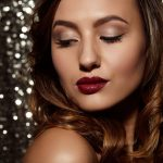 SESJA MAKIJAŻ GLAMOUR photo: Rafał Woźniakl make-up: Klaudia Trestka model: Karolina Pawlicka