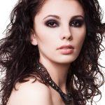 SESJA SMOKY EYES photo: Weronika Kosińska make-up: Klaudia Trestka model: Ewelina Niemczyk-Łoza